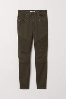 H&M Biker Pants - Green