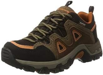 Alpina 680372, Unisex Adults' High Rise Hiking, Brown (Braun), (47 EU)