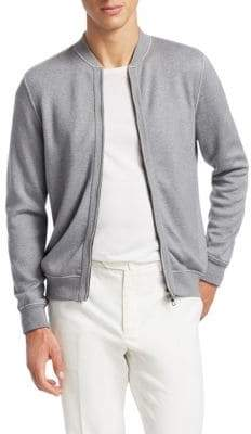 Loro Piana Reversible Bomber Jacket