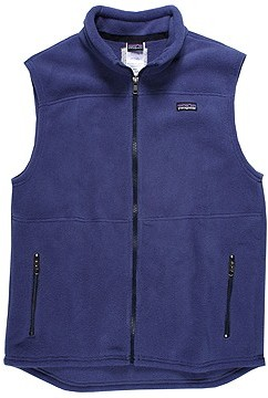 Patagonia Kids - Kids' Synchilla Vest (Little Kids/Big Kids) (Rain)