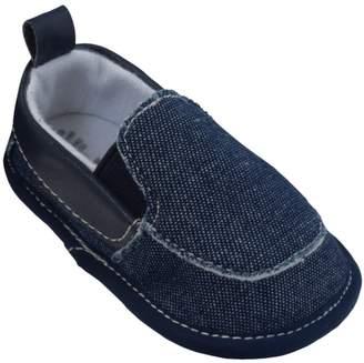 Little Me Baby's Pre-Walker Denim Loafers
