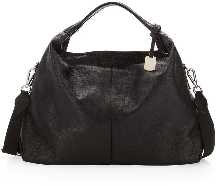Furla Elisabeth Medium Shopper Bag, Onyx