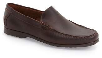 Robert Wayne Alfie Leather Slip-On Loafer