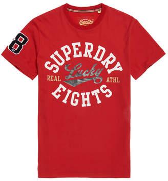 Superdry Lucky Eights Varsity CNY T-Shirt