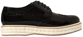 Church's 40mm Keely 2 Patent Leather Brogue Shoes