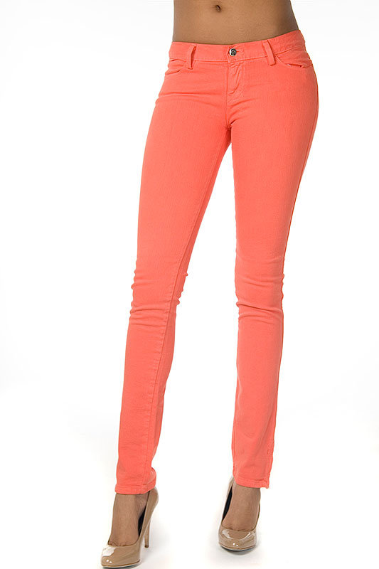 Ksubi Overdye Super Skinny Zipper Jean