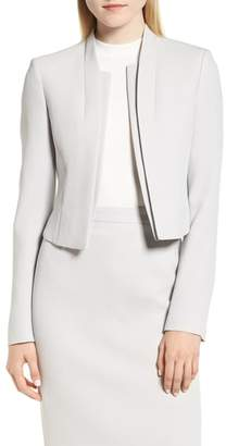 BOSS Jasika Crop Suit Jacket