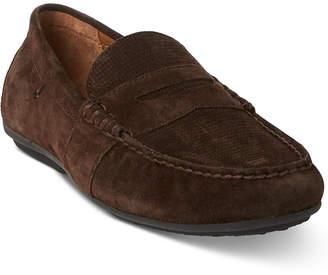 4b87579c24f ... Polo Ralph Lauren Men s Reynolds Penny Suede Drivers Men s Shoes
