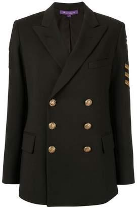 Ralph Lauren structured blazer