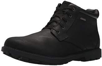 Rockport Men's Rugged Bucks Waterproof Ankle Boot