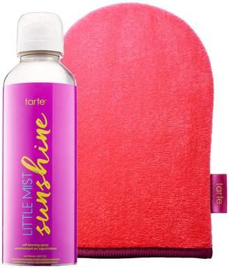Tarte Little Mist Sunshine Self-Tanning Spray + Mitt