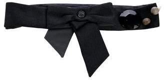 Marni Embellished Bow Belt w/ Tags