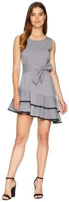 BB Dakota Holly Golightly Asymmetrical Hem Dress Women's Dress