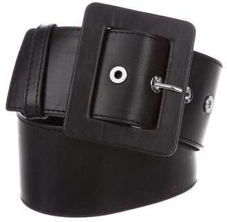 Michael Kors Vegan Leather Waist Belt