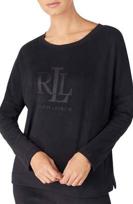 Lauren Ralph Lauren Logo Sweatshirt