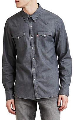 Levi's Barstow Western Button-Down Shirt