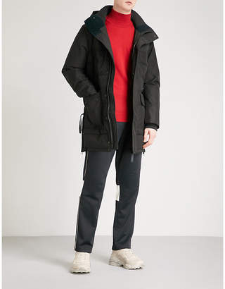 Canada Goose Balmoral quilted shell-down parka