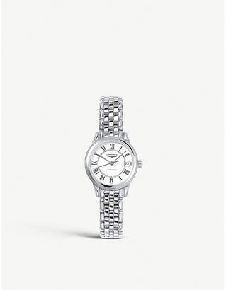 Longines L4.274.421.6 Flagship stainless steel watch