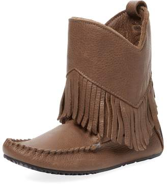 Manitobah Mukluks Women's Okotoks Leather Boot