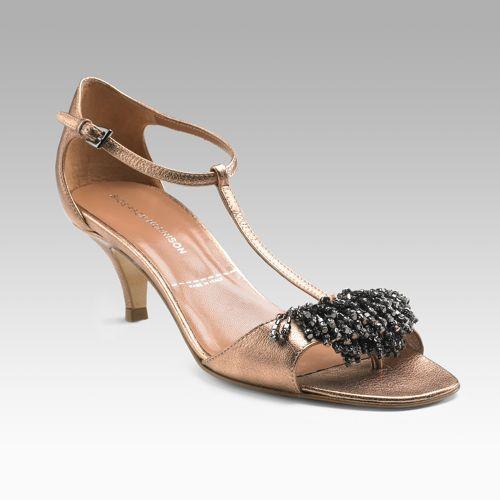 Sigerson Morrison T-Strap Sandals