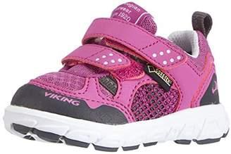 Viking Girls Hobbit GTX Low-Top Sneaker Pink Size: EU