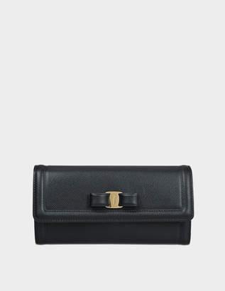 Salvatore Ferragamo Vara Flap Wallet