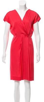 Diane von Furstenberg Akari Silk Dress