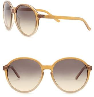 Cat Eye ELECTRIC 60mm Riot Oversized Sunglasses