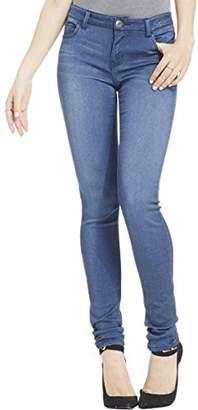 d965e14cf32ced Celebrity Pink Jeans Women's Super Soft Mid Rise Skinny Jean