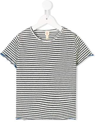 Bellerose Kids stripe loose T-shirt