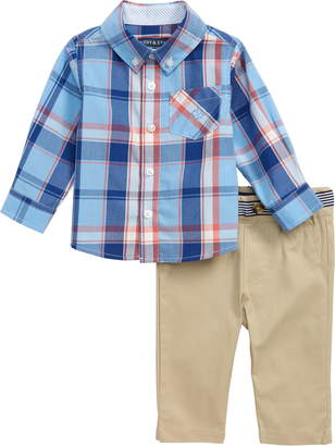 Andy & Evan Shirt & Pants Set
