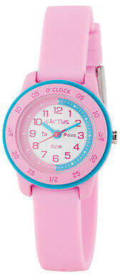 Coach NEW Cactus Watches Time Pink
