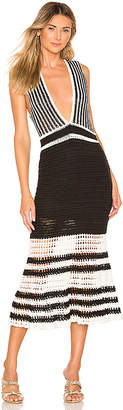 NBD X by Lana Midi Dress