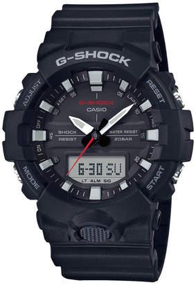 G-Shock G Shock Duo Mid Size GA800-1A Black Watch