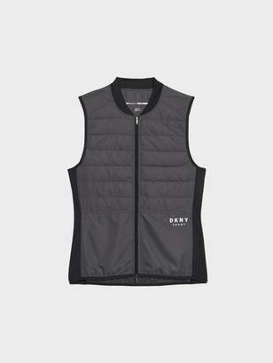 DKNY Sport Puffer Vest