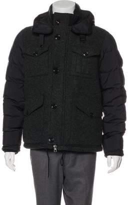 Moncler Honorat Wool Jacket