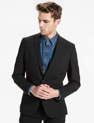Lucky Brand Ace Peak Lapel Suit Jacket