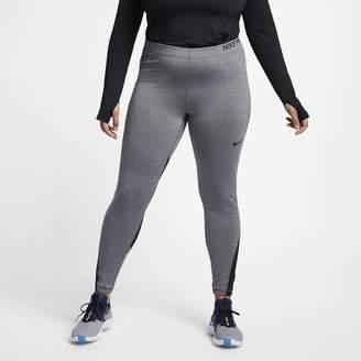 Nike Pro Women's Mid-Rise Training Tights (Plus Size)