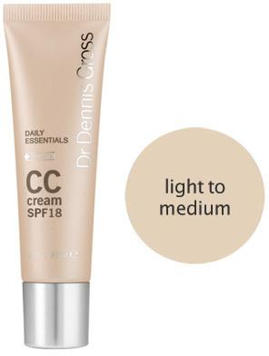 Dr. μ Dr dennis gross cc cream spf 18 - light to medium