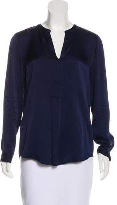 Hartford Silk Long Sleeve Top