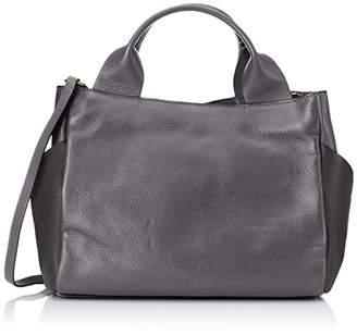 Clarks Talara Star Women S Bag Grey Dark Lea 17x32x26 Cm