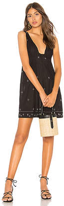 Free People Crushin On You Embellished Dress