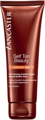 Lancaster Self Tanning Comfort Cream for Face and Body - Medium 125ml