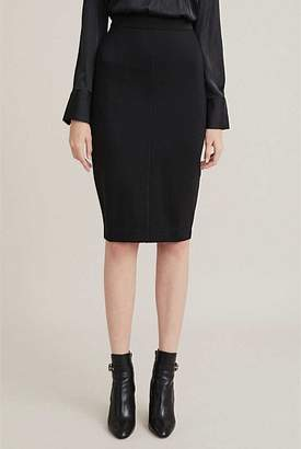Witchery Ponte Pencil Skirt