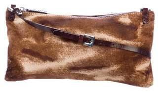 Fendi Ponyhair Crossbody Bag