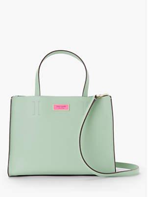 Kate Spade Watson Lane Sam Leather Medium Satchel Bag