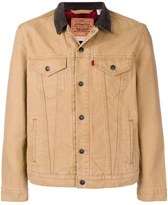 Levi's loose denim jacket