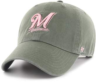 '47 Adult Milwaukee Brewers Clean Up Hat