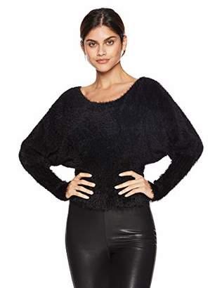 For Love & Lemons Women's Lou Slouchy Sweater