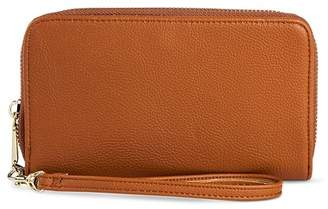 A New Day Cell Phone Wallet 1.75 Butternut Wood